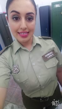 Video Chica Policia Se Graba Masturbandose